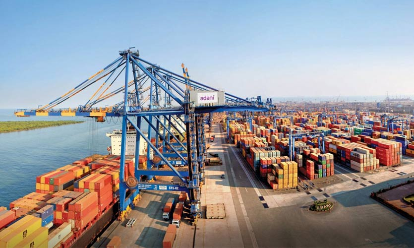 Adani Port To Stop Handling Containerised Cargo From Iran, Pakistan, and Afghanistan