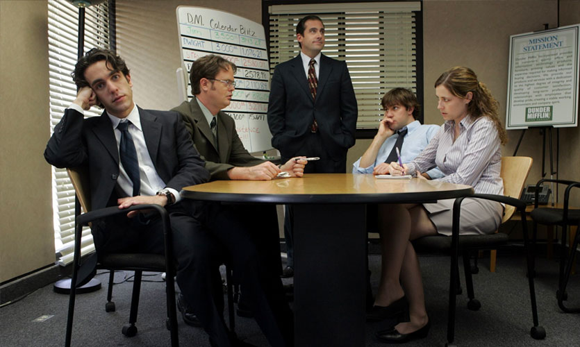 The Office: The Show That Almost Didn't Make It