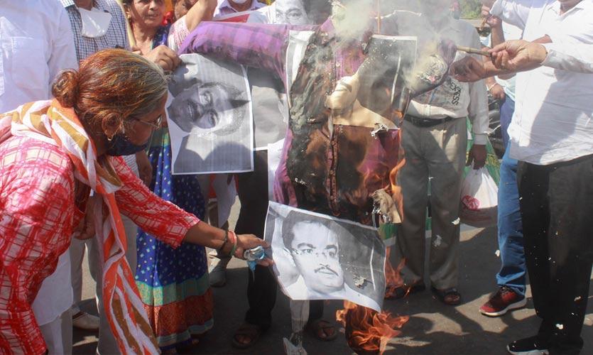 Lakhimpur Kheri Violence: Ashish Mishra Appears Before UP Police