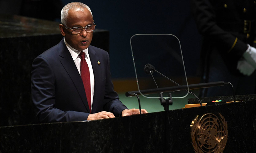 Low-lying Countries Urge Immediate Action On Climate Change
