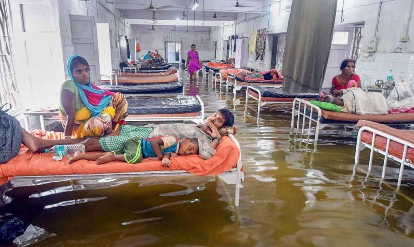 NITI Aayog Report Reveals India's Poor Health Care Infrastructure