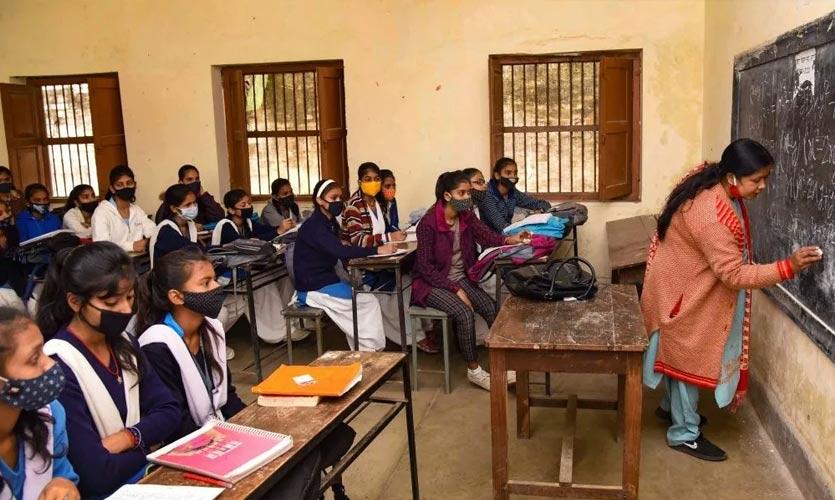 Over 1 Million Teacher Positions Vacant, 1.1 Lakh Schools Run With 1 Teacher in India: UNESCO