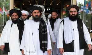 India, Taliban To Hold Talks At Russia's Moscow Format Meeting Today