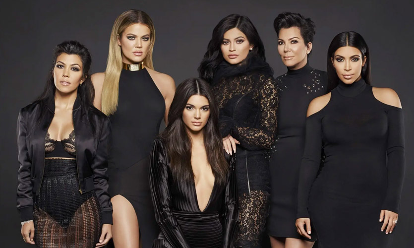 What are the Kardashians famous for, again?
